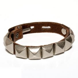 Rebel-Leder Armband
